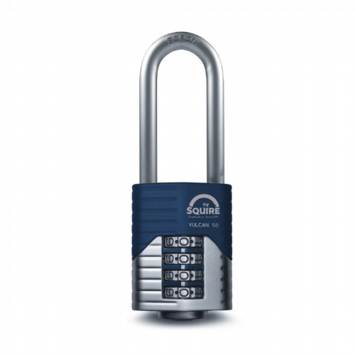 Squire Vulcan Combi 40/2.5 Long Shackle Padlock